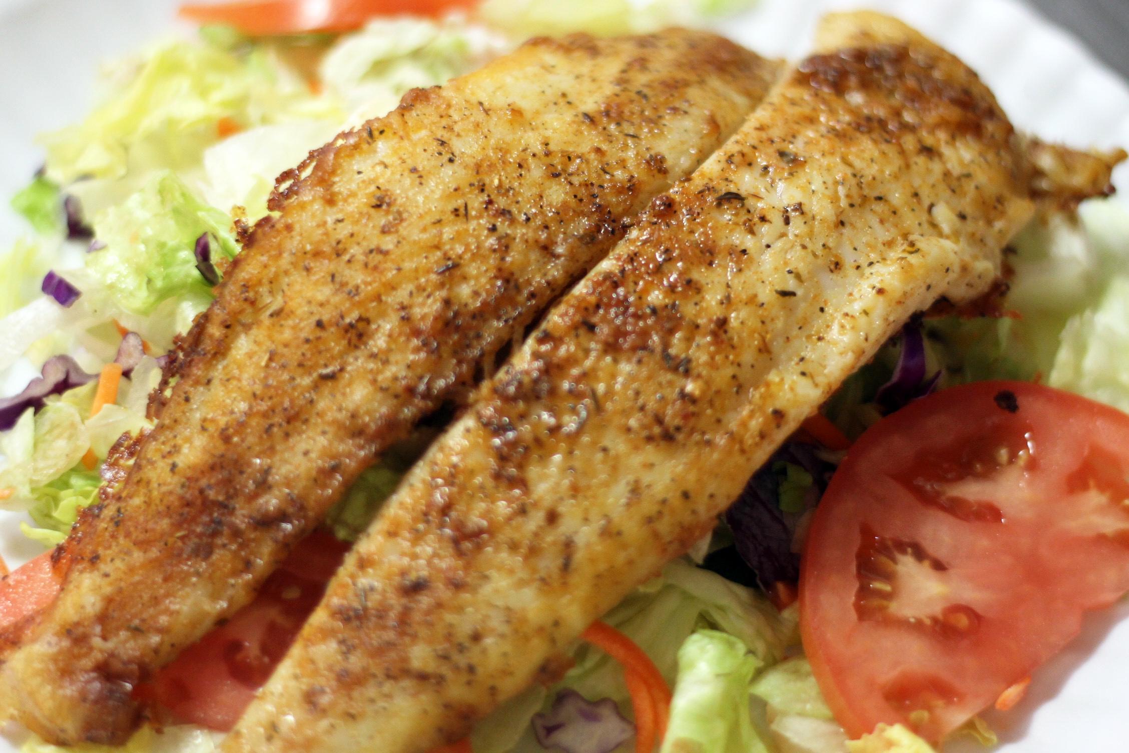 sauteed basa salad .jpg