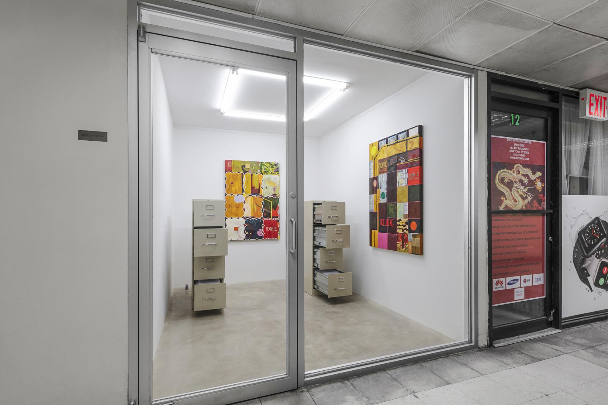 Art / Installations  Marisa Takal Jeffrey Stark
