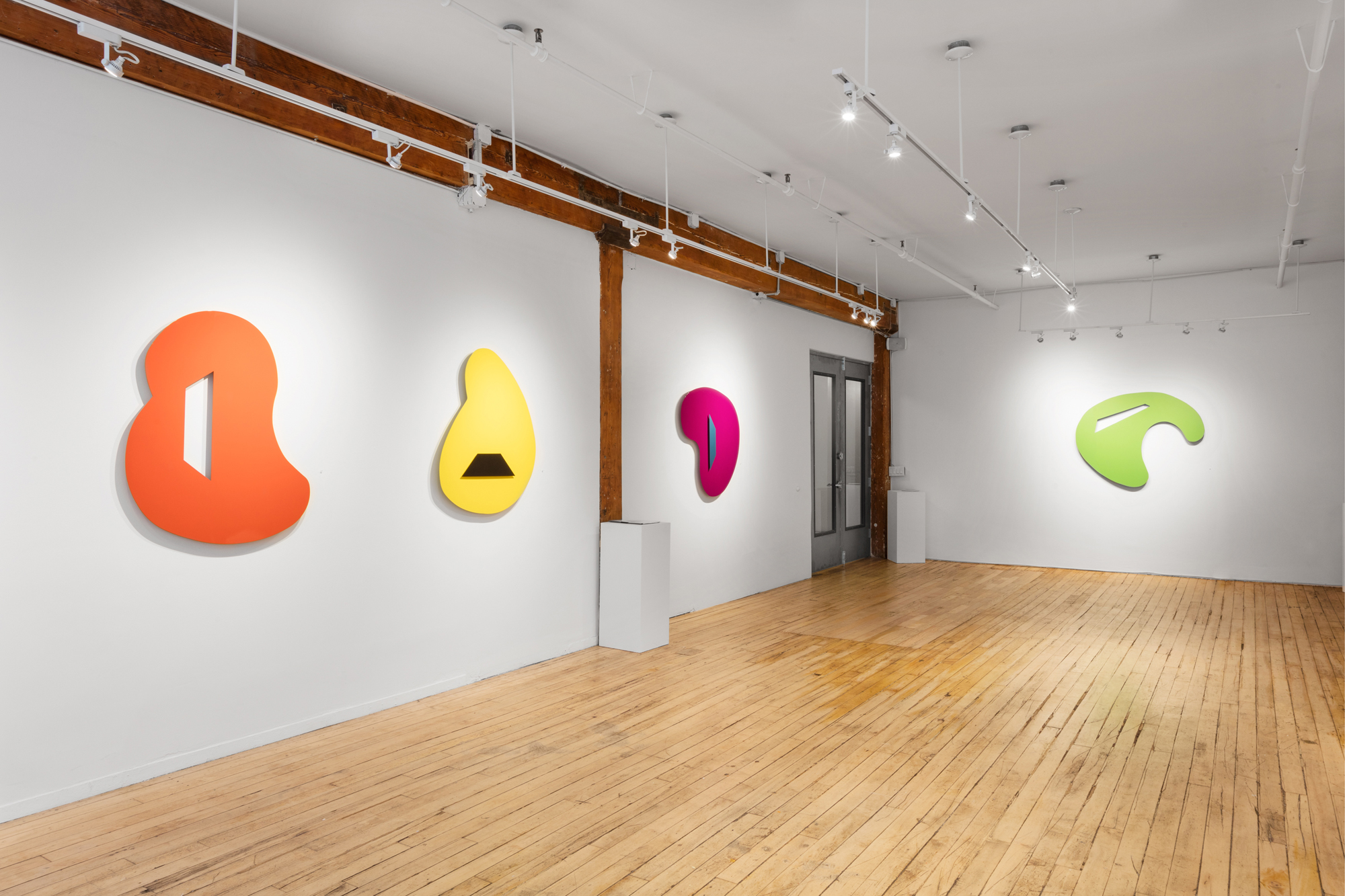 KATINKA MANN Colors Carter Burden Gallery