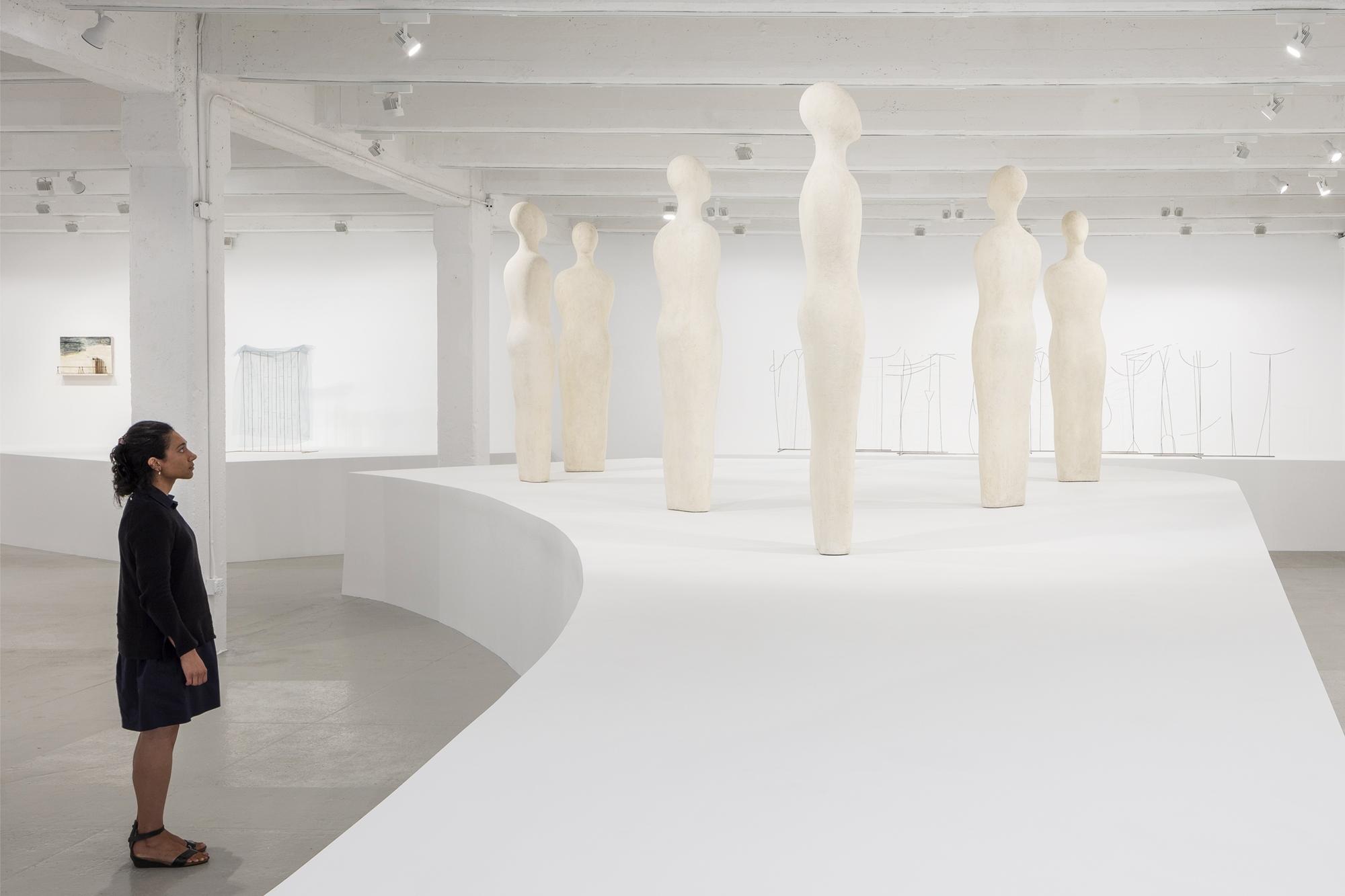 Art / Installations  FAUSTO MELOTTI Hauser & Wirth