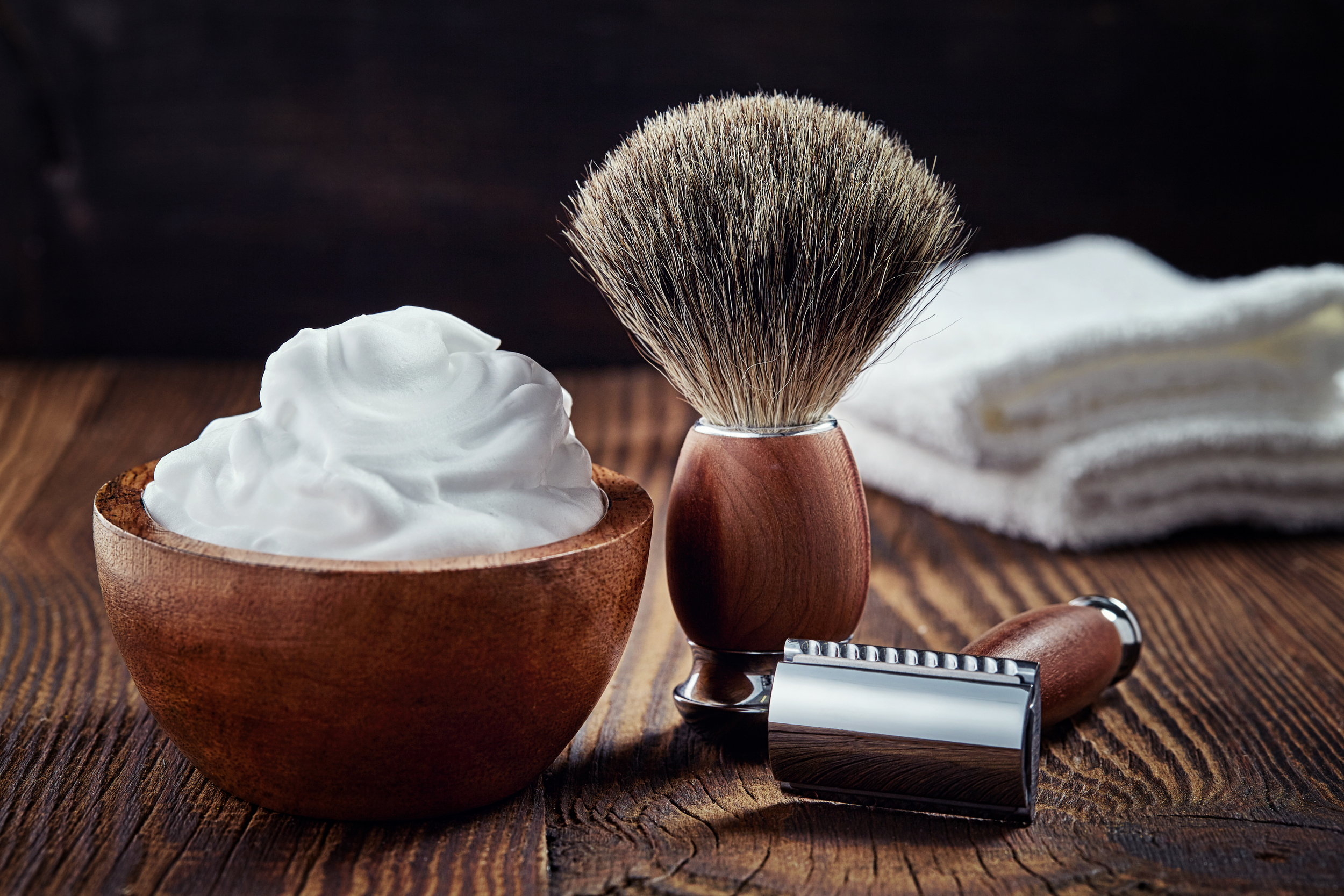 Tips for easier shaving, exfoliating and healthy skin for men.