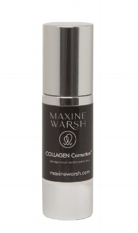 The all-natural Collagen Correction is an excellent pre-moisturizer.