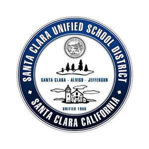 Copy of Santa Clara Unified School District logo