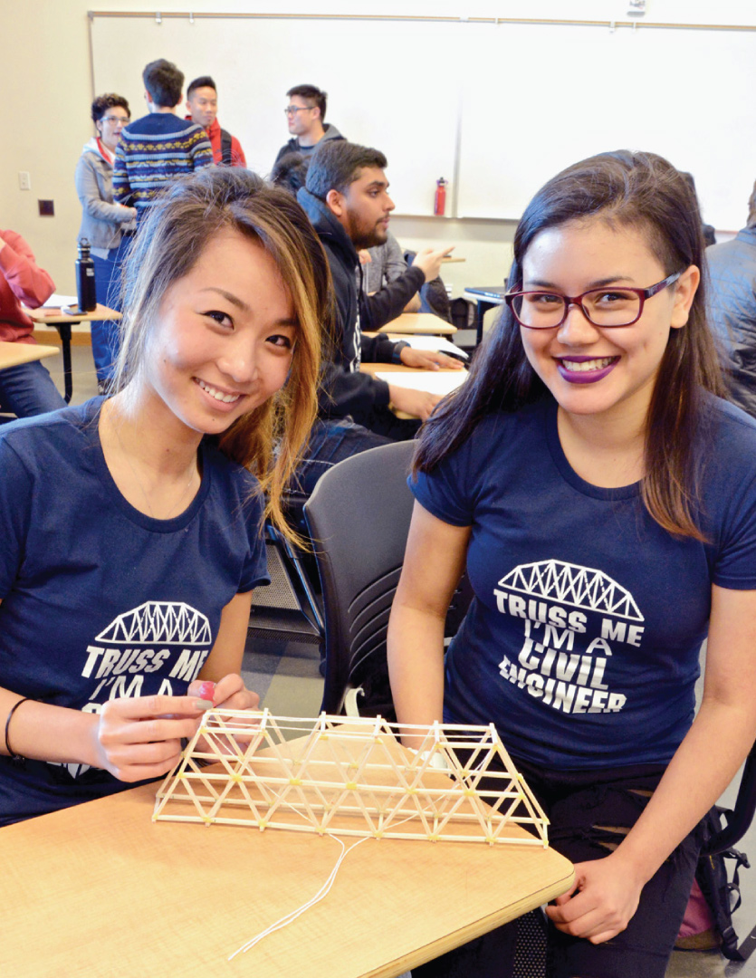 STEM Core - The STEM Core Model: STEM Core is an accelerated math program that allows students to complete algebra and calculus in one year coupled with wrap-around support services to ensure student success. During the 2017-2018 Academic Year, STEM Core served over 275 students. Of those, 212 students remained in STEM Core courses beyond the Withdraw Deadline to qualify as starting the STEM Core. Of the 212 who started, 119 advanced from intermediate algebra to calculus within one year; resulting in a flow-through rate of 59%; a 6% increase in the flow-through rate for all SVETP partner colleges.