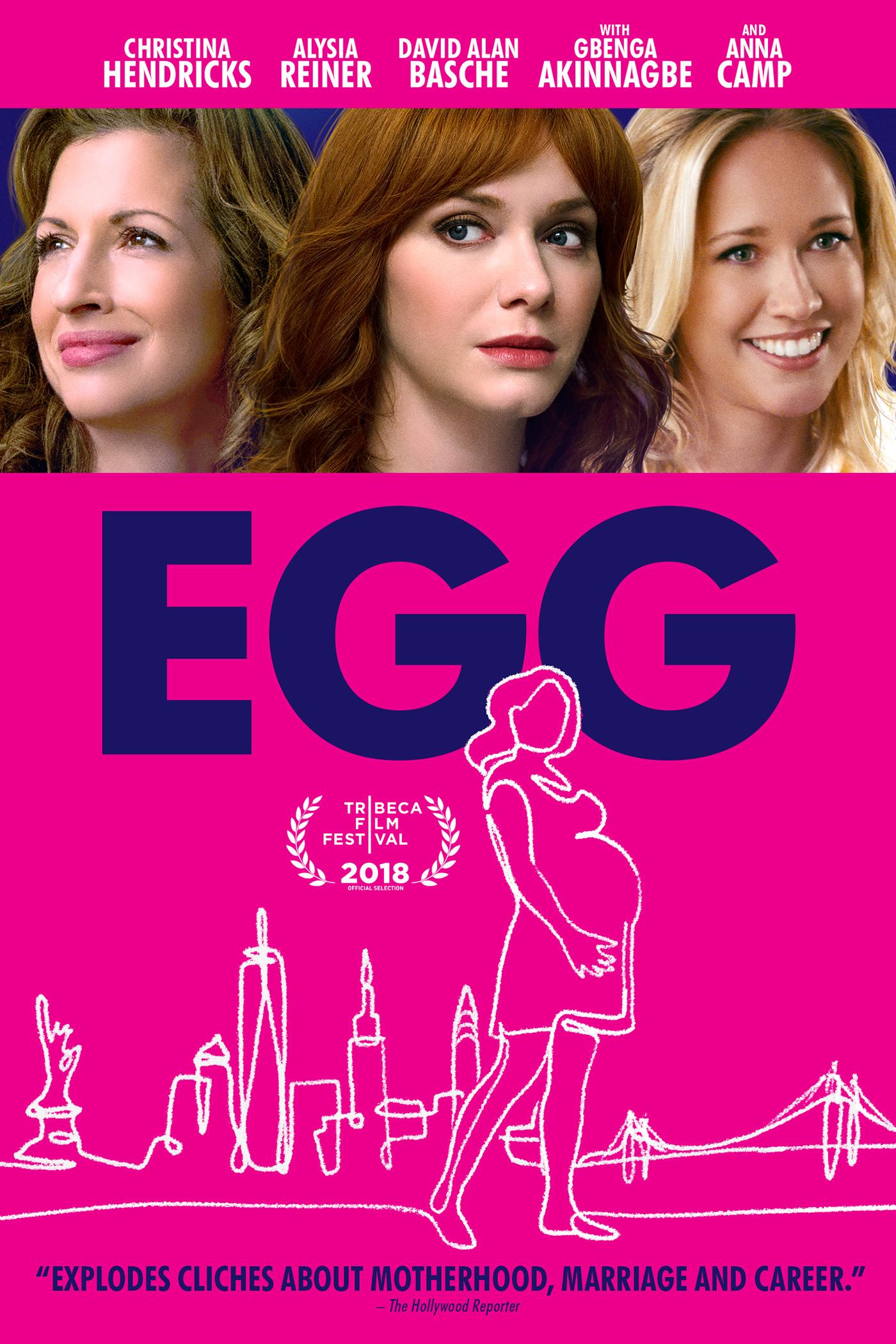 EGG Film Poster, Courtesy Gravitas Ventures