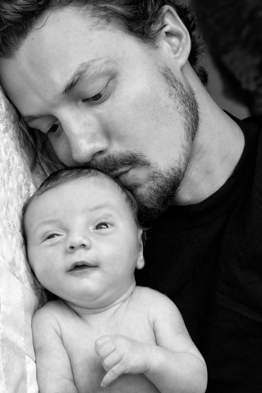 Newborn photography in Shady Side Maryland