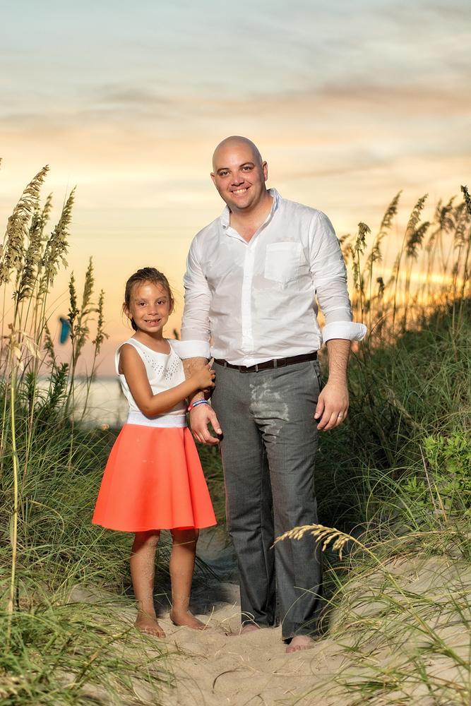 Valleau OBX Family Portraits