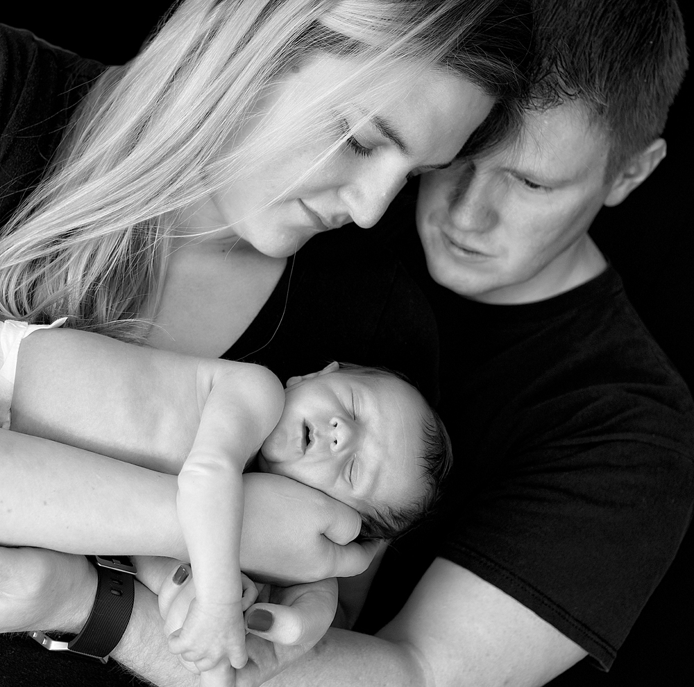 Newborn Portraits in Crofton Maryland