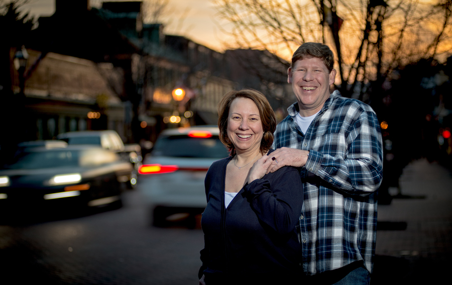 Portrait Photography in Annapolis Maryland