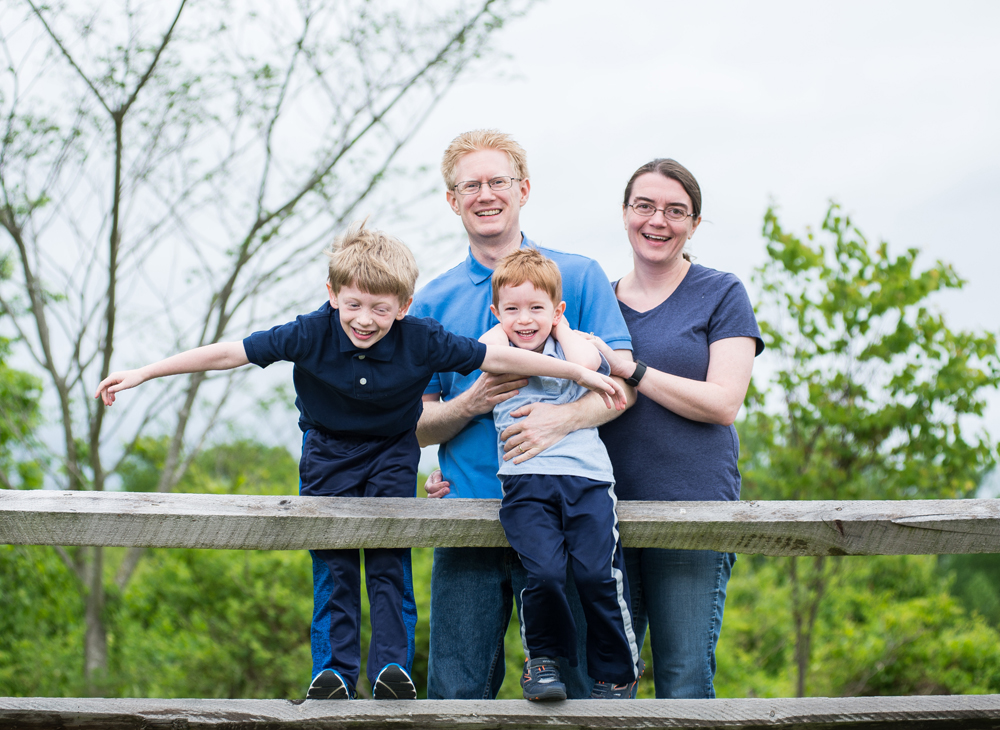 Family Portraits in Davidsonville, Maryland