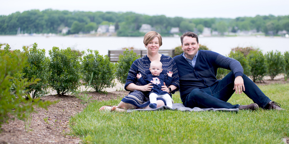 Family Portraits at Quiet Waters Park