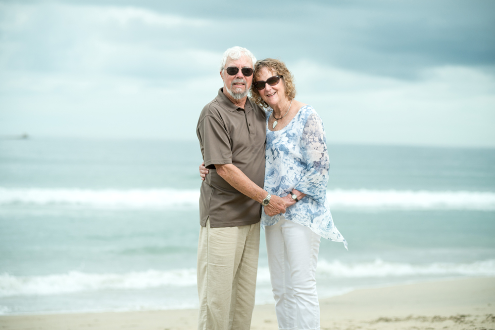 Family portraits in the Outer Banks North Carolina