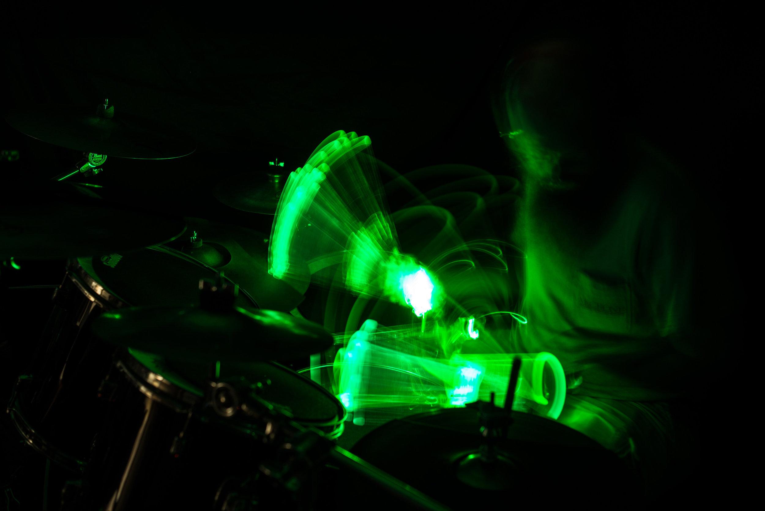 4/4 Beat on Ride Cymbal