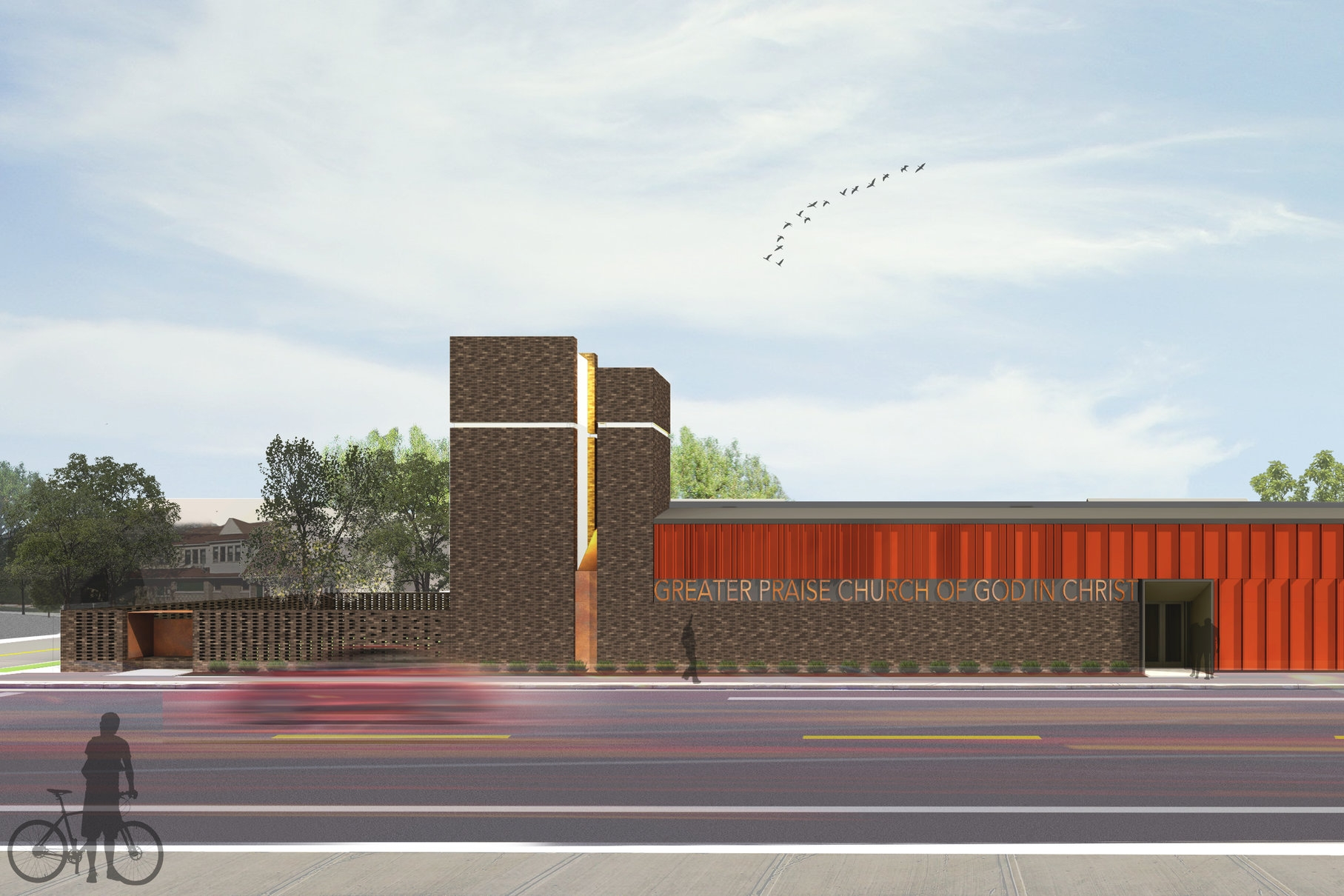 GREATER PRAISE CHURCH  Vetter Denk Architects