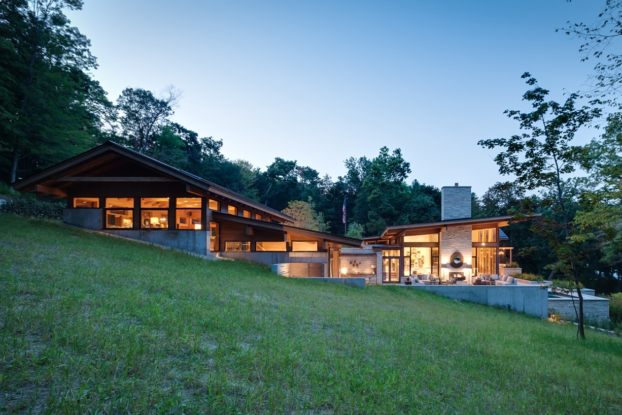 CAMP PINE LAKE Vetter Denk Architects