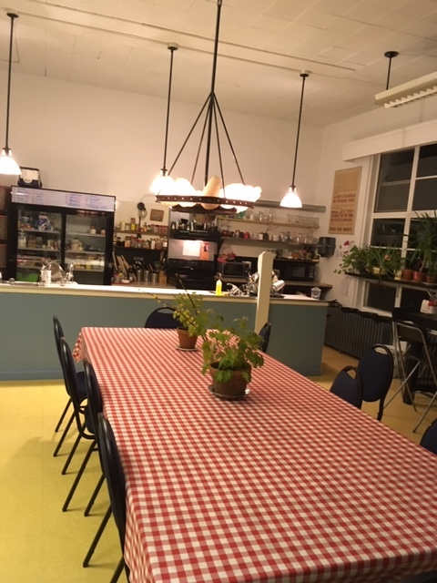 AGP, kitchen