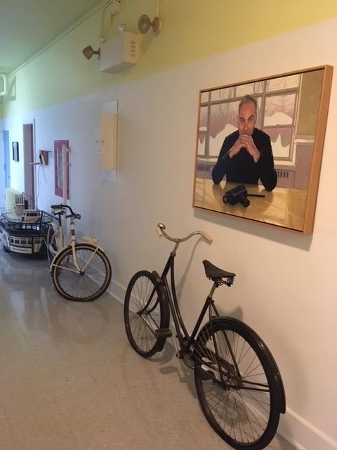 AGP, hallway