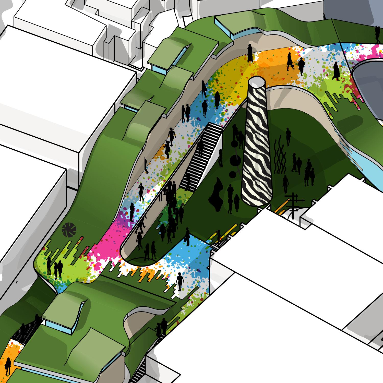 …where urbanism reigns - (Urbanism + Architecture)