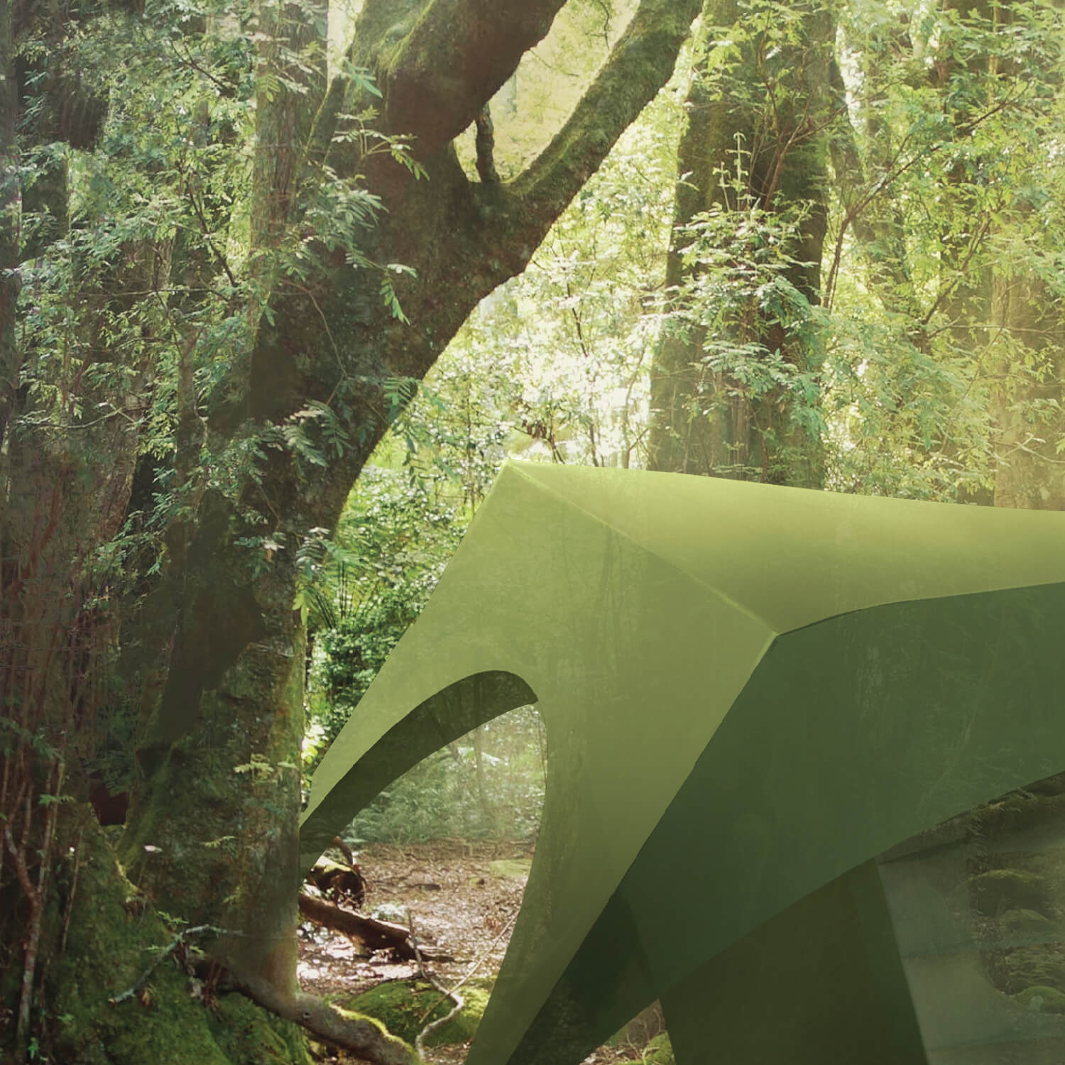 …that return to the earth - (Compostable Architecture)