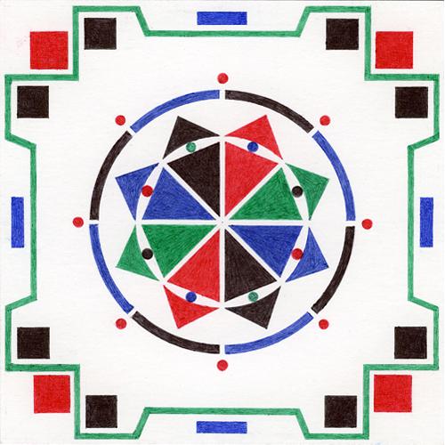 Mandala 62