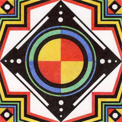 Mandala 74