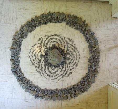 floor mandala