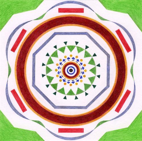 Mandala 96