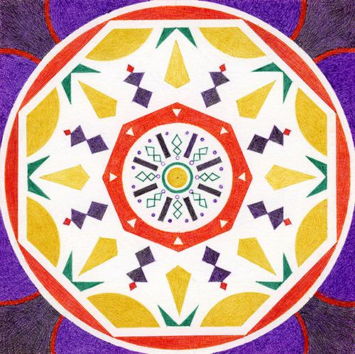 Mandala 107