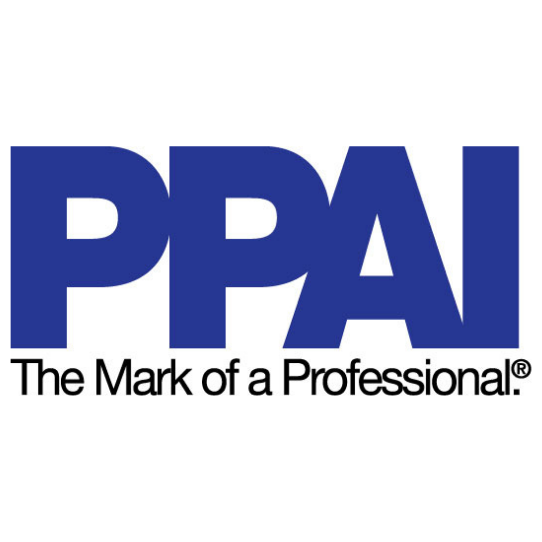 PPAI  ( Promotional Productions Association International ) delivers essential knowledge and resources to the promotional products industry. Erika regularly attends PPAI sponsored trade shows and educational seminars to further their knowledge of promotional items, decoration methods and product safety.