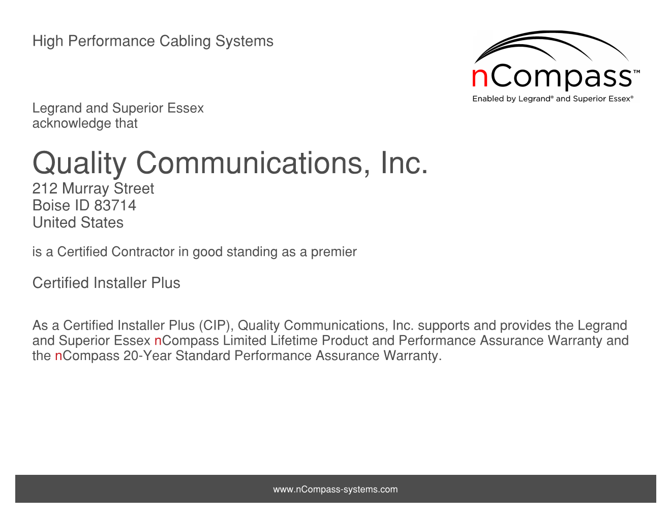 nCompass Certificate.png
