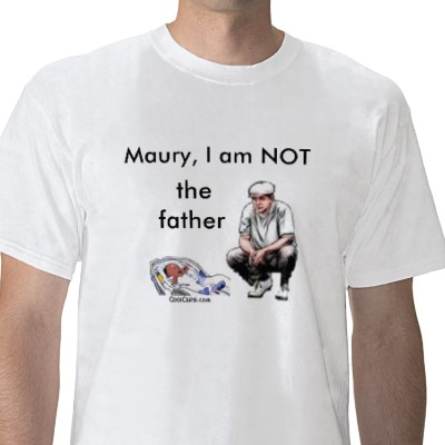 Maury-Not Father