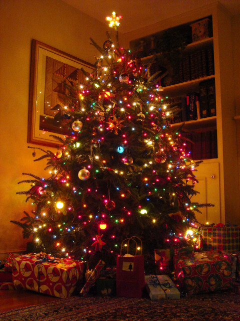 christmas tree-iona com