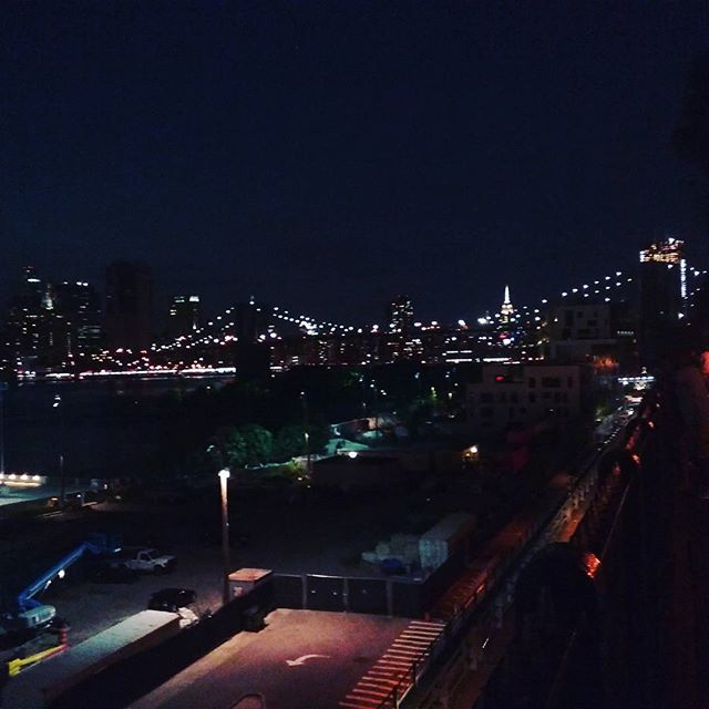 Brooklyn Heights Promenade.