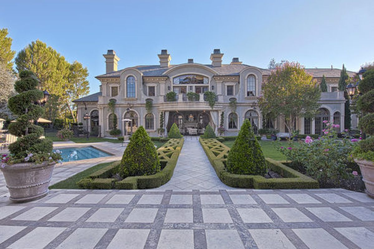 Home of Adrienne Maloof, housewife on Real Housewives of Beverly Hills.