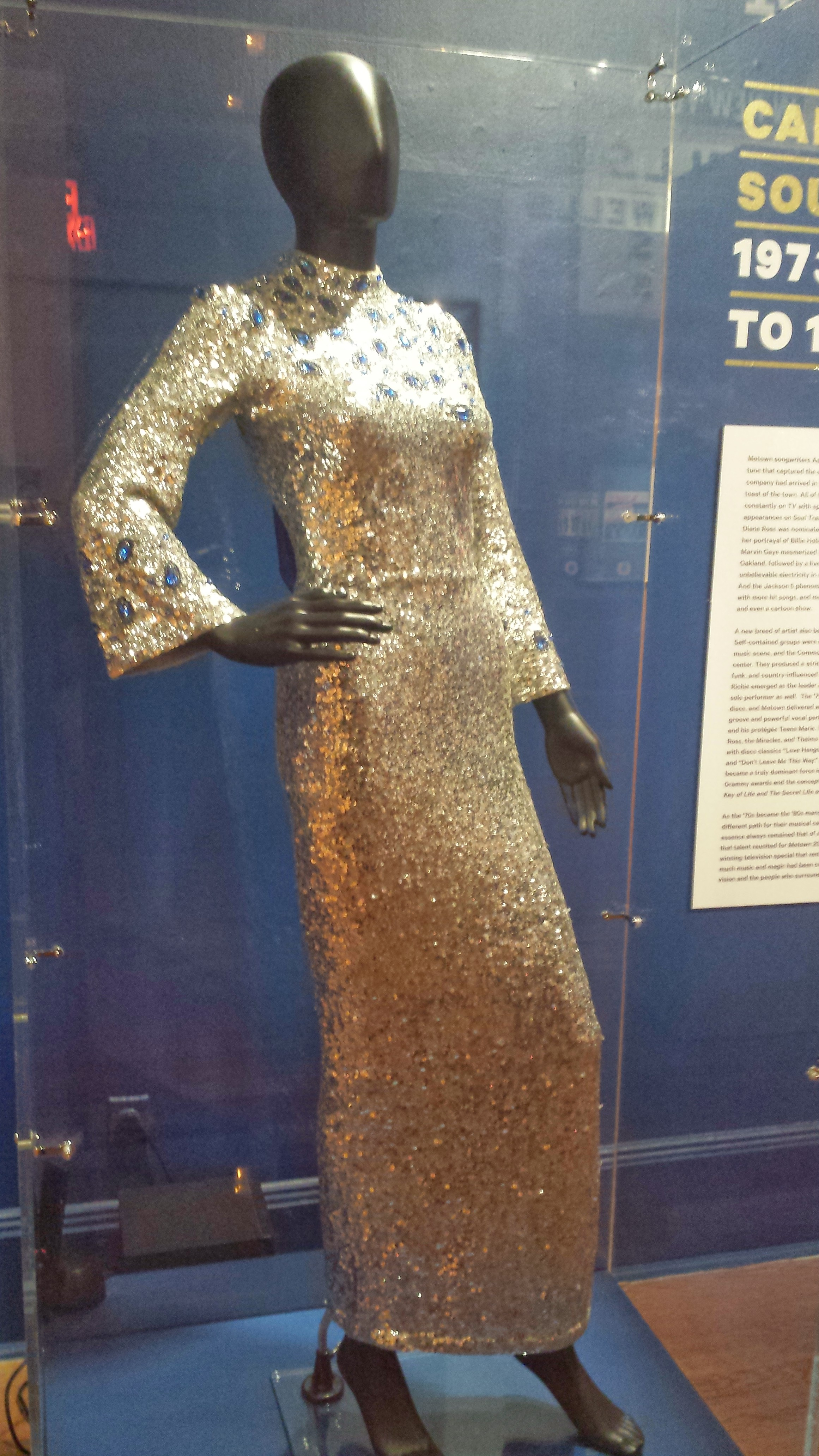 Diana Ross' Dress