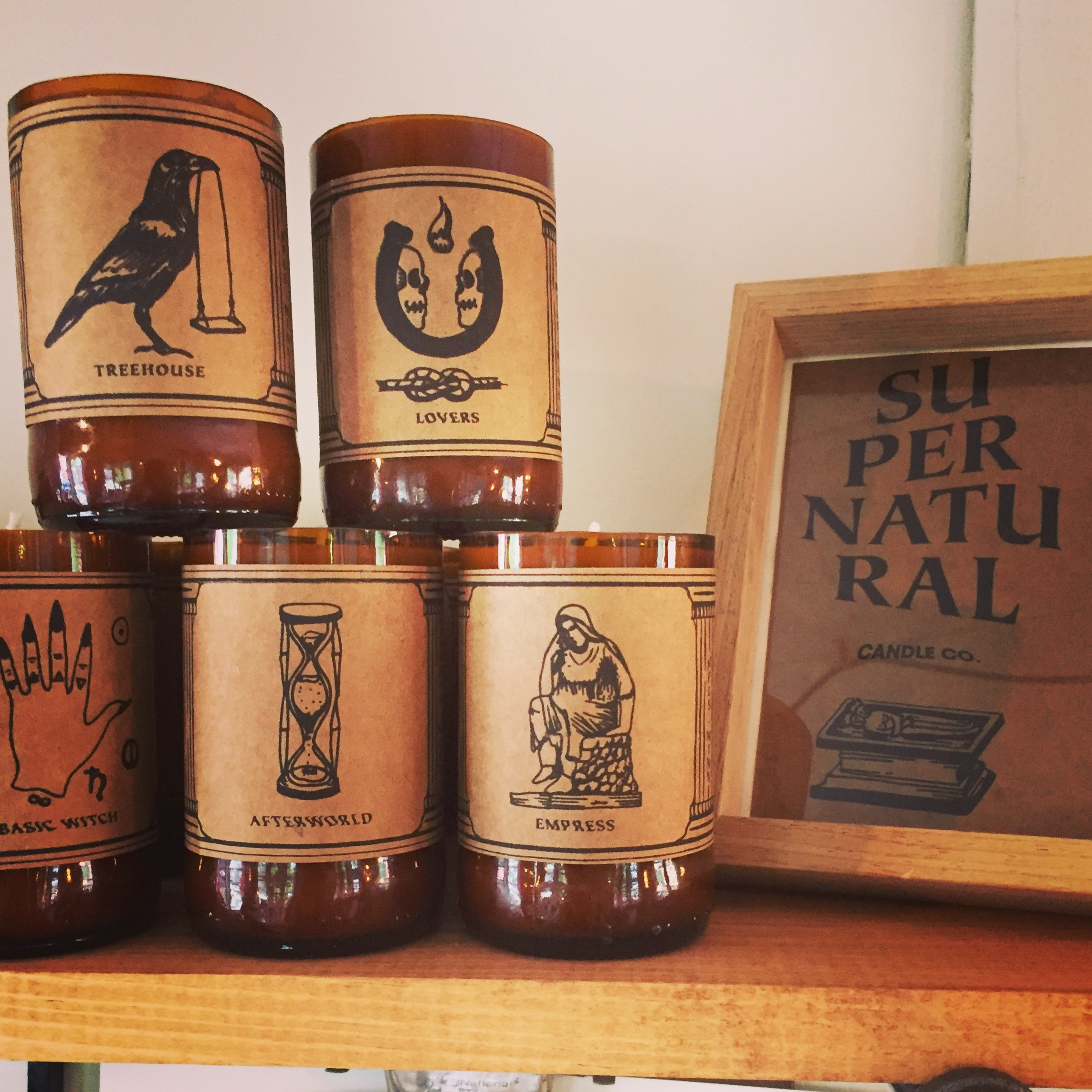 SuperNatural Candle Co.