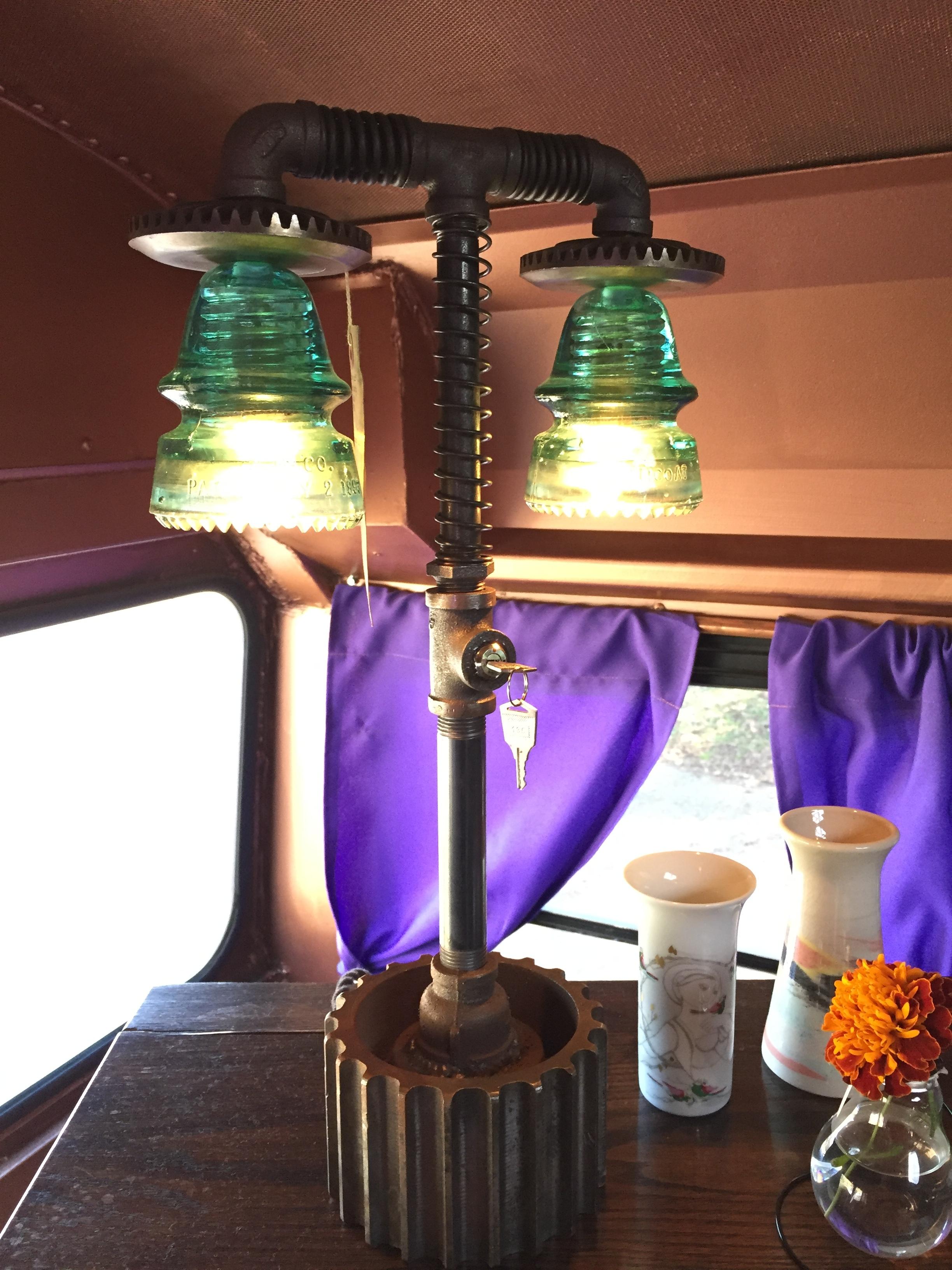 Lamps by Wanderlust