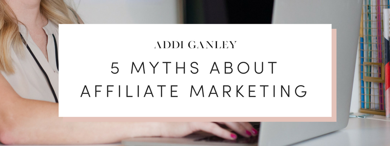 Have you fallen victim to these affiliate marketing myths?