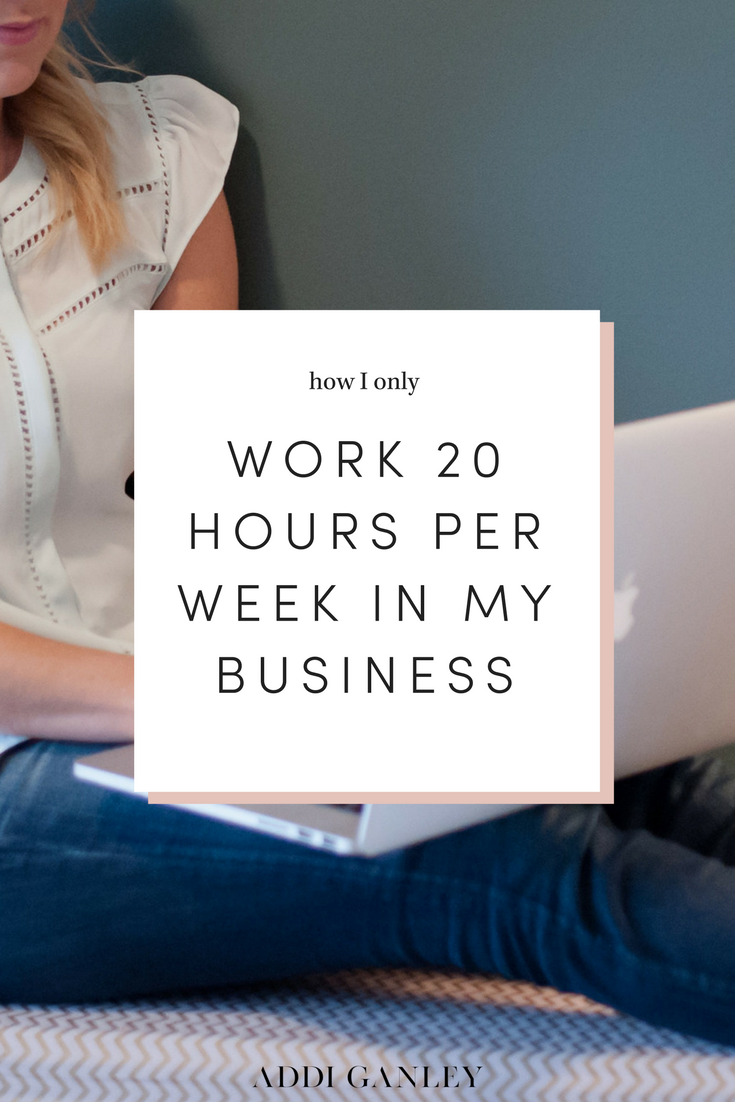 Do you have freedom and fulfillment in your business? Find out how I work 20 hours per week in my business using leveraged income streams.