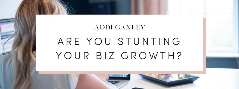 Is the lack of systems in your business stunting your growth? Many people overlook systems in their business because it is the backend work or it is perceived as not an urgent task. When you don't have systems, you ARE your business. If you left for a month what would your business look like? Would it survive? Would it keep running?