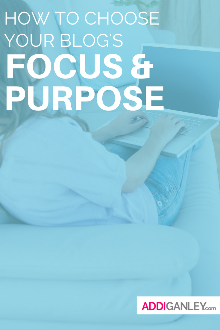 Need help choosing a blog niche? This 10-page workbook will guide you through the process of deciding on your blog's focus and purpose.
