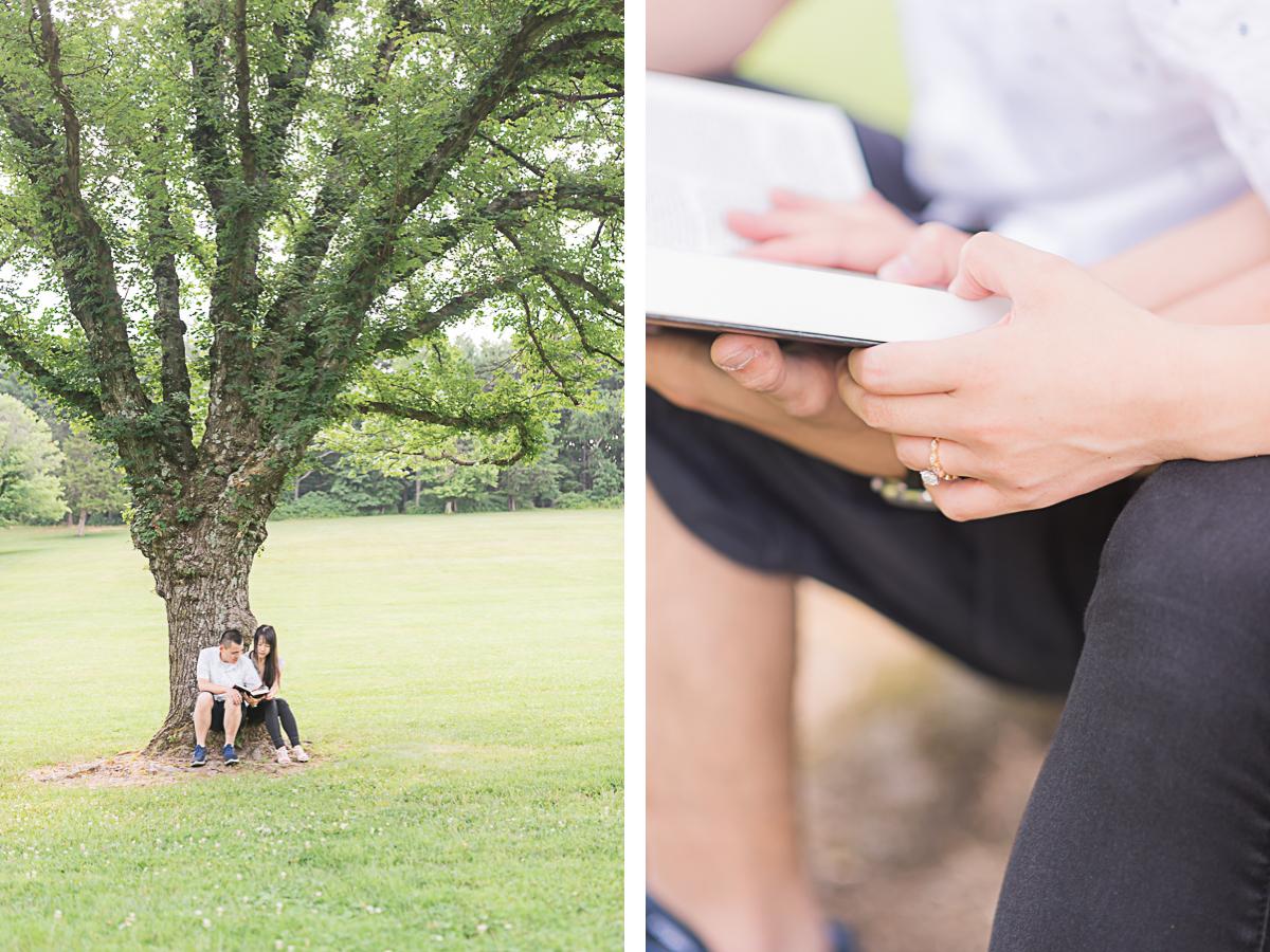 Glenview-Mansion-Engagement-Under-Tree-Reading.jpg