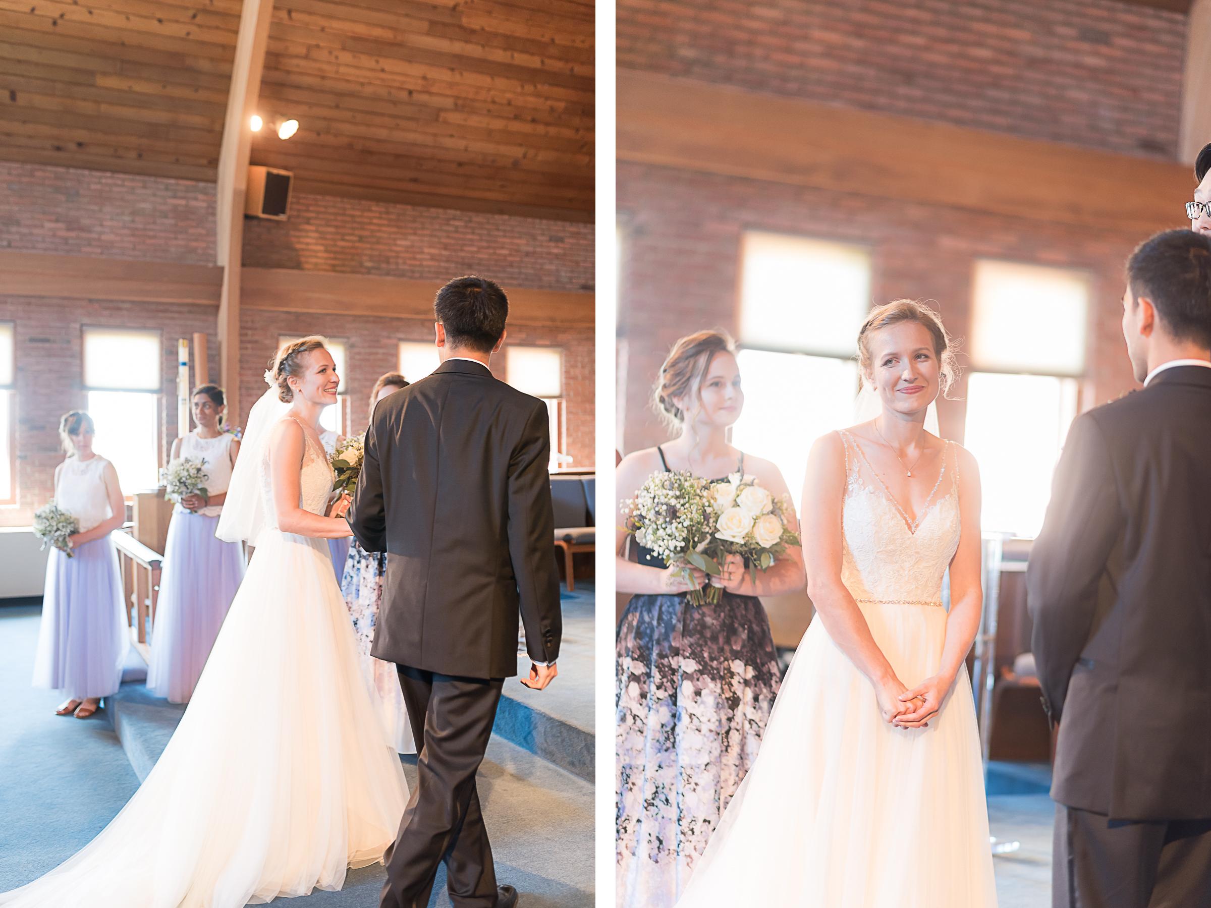 Elkridge-Furnace-Inn-Wedding-Ceremony-Bride-Groom