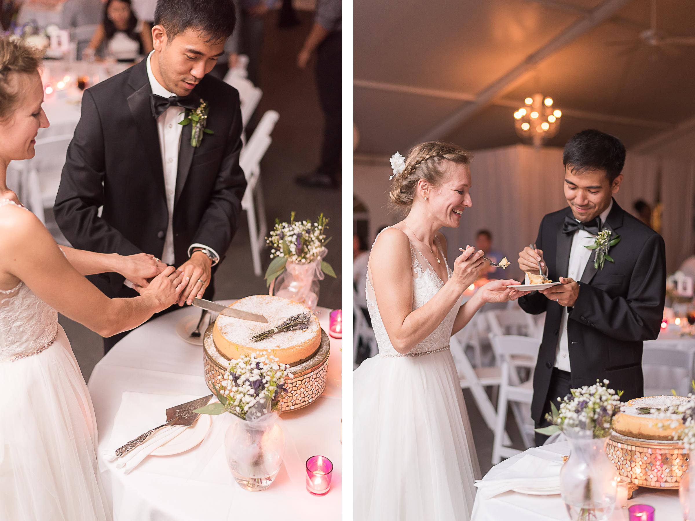 Elkridge-Furnace-Inn-Wedding-Reception-Cake-Cutting