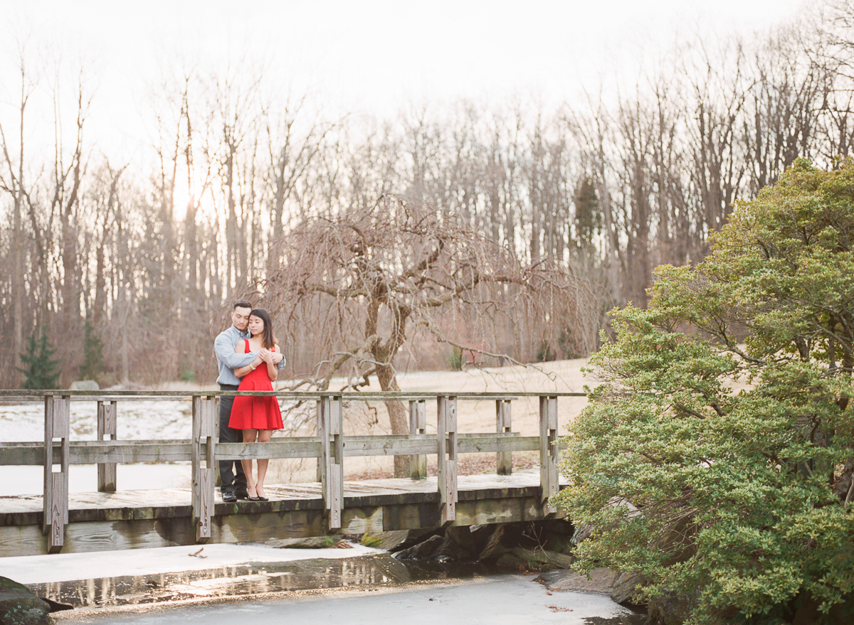 MD-Engagement-Brookside-Garden-Winter-Sunset-Session-23.jpg