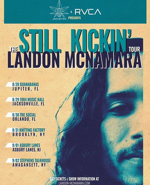 EAST COAST!! Get ready. @landon_mcnamara is coming to see you. If you have a chance don't miss the opportunity and check out our boy Landon.