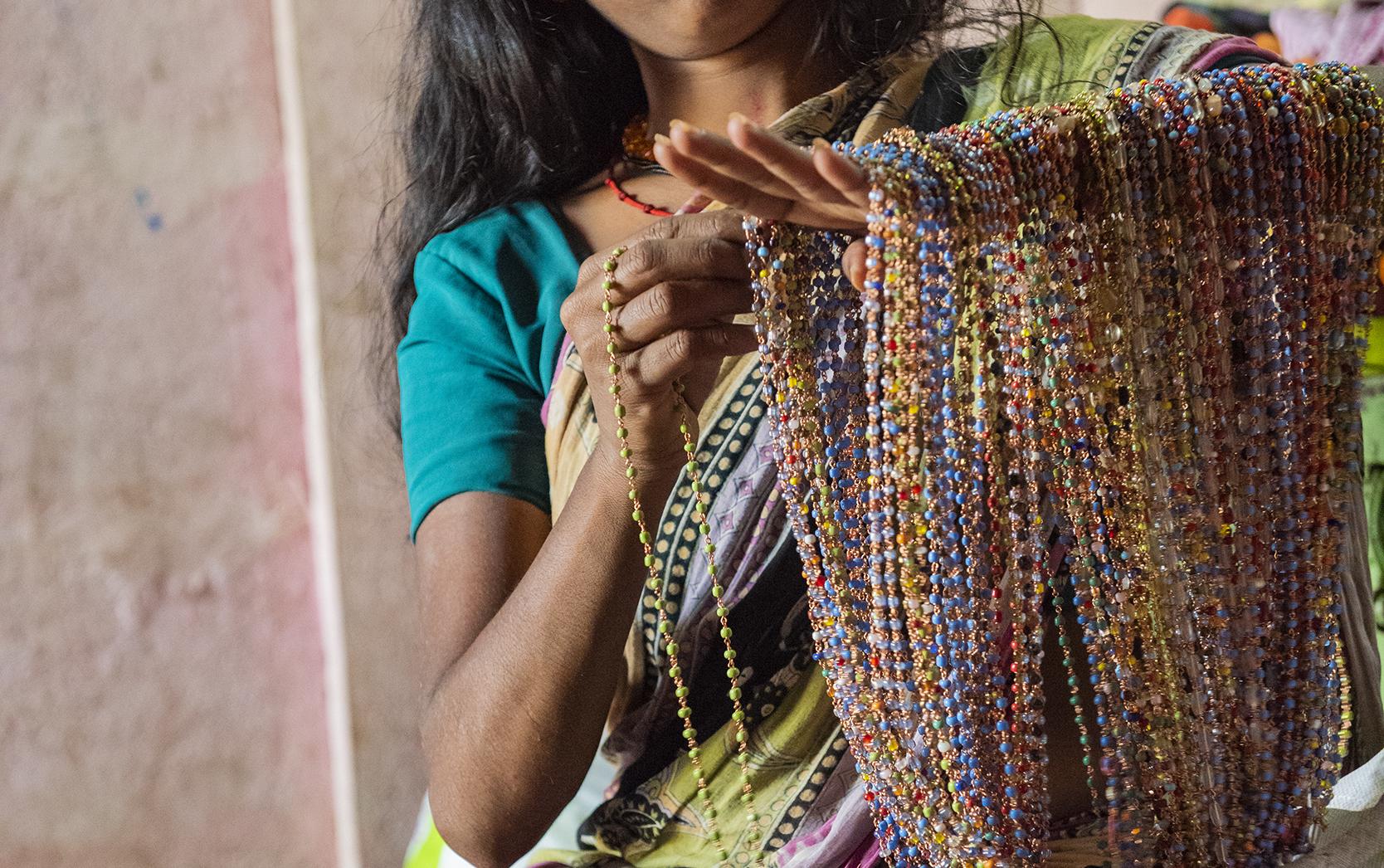 Gypsy Necklace -