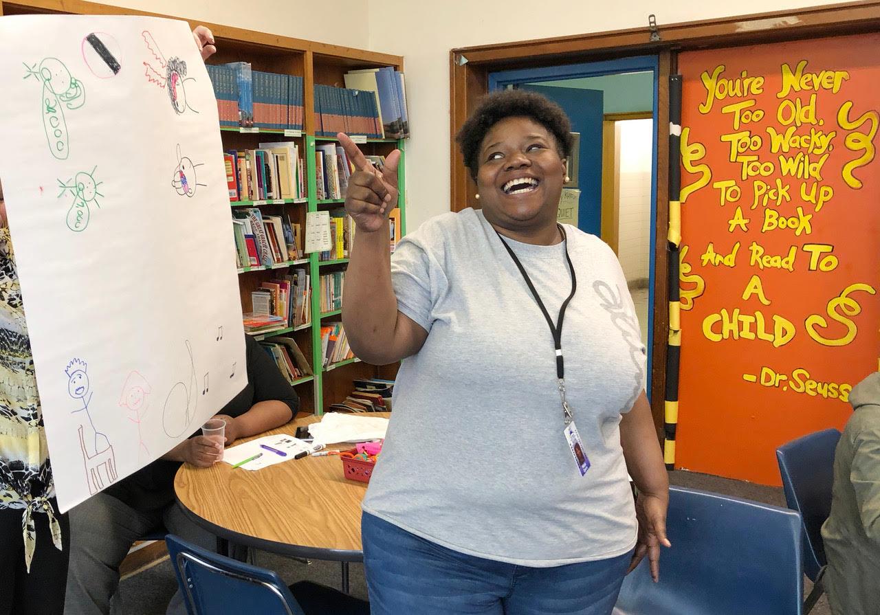 Nichols Elementary & Middle School in Detroit, MI