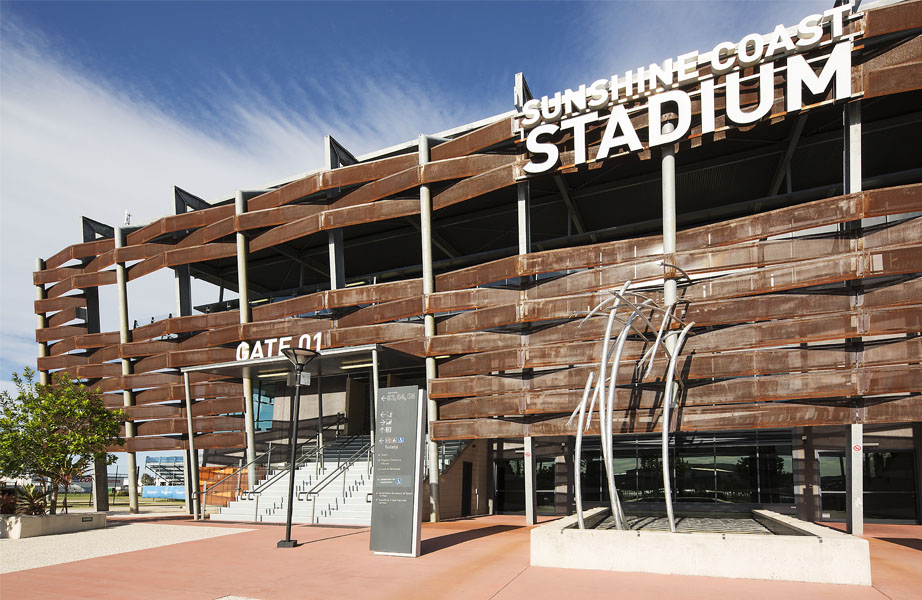 Sunshine Coast Stadium