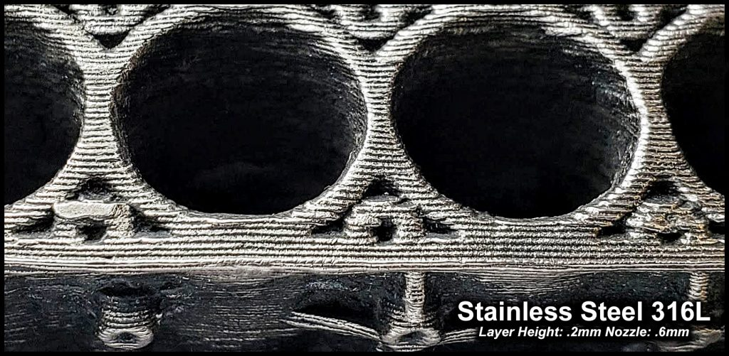 3D Printing Metal On A Desktop Printer - September 27, 2018: The materials and supporting technology developed by The Virtual Foundry allow rapid real-world metal prototypes and easily scalable short-run manufacturing systems.
